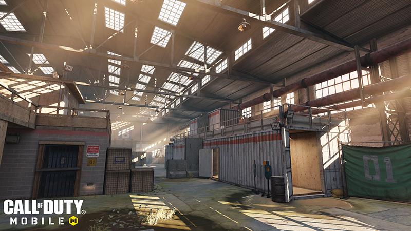 Call of Duty MAPA KING