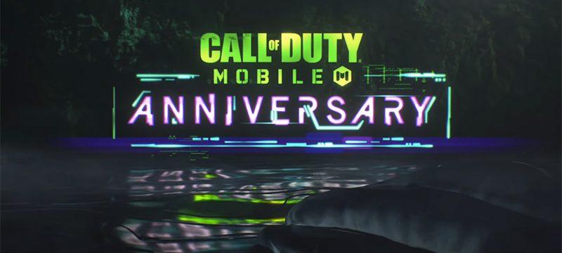 Call of Duty Mobile 1 aniversario