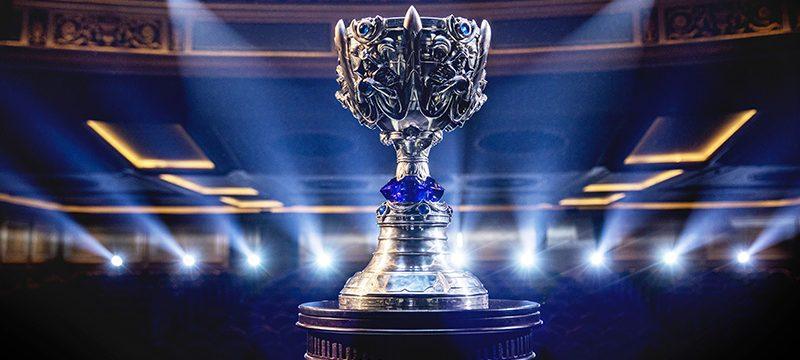 Campeonato Mundial de League of Legends Worlds 2020