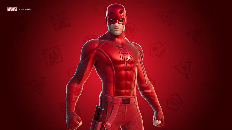De esta forma podrás conseguir la skin de Daredevil en Fortnite