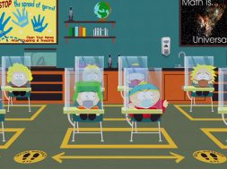 Episodio Especial Pandemia South Park clases