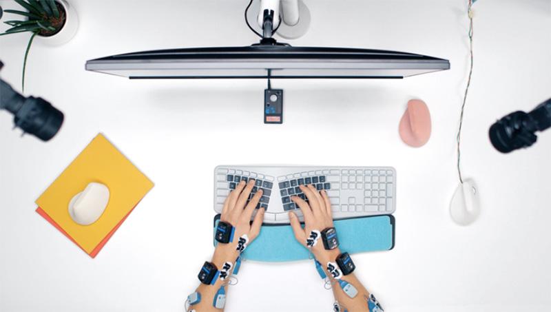 Ergo Lab Test teclado