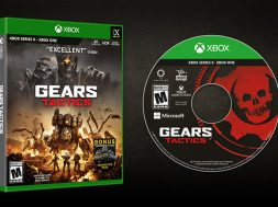 Gears Tactics Gold Xbox