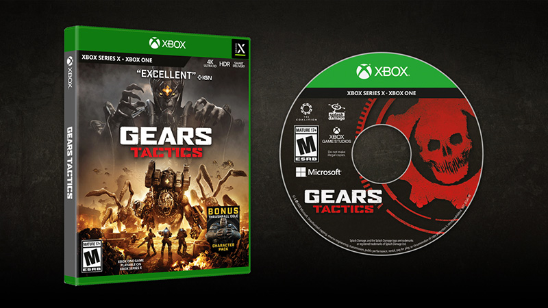 Nuevos logros de Gears Tactics: hasta 1,400 puntos de Gamerscore