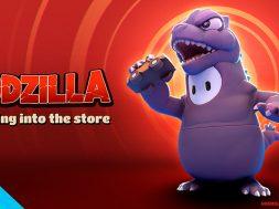 Godzilla Fall Guys