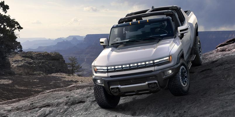 HUMMER EV Edición 1 2022; la pickup eléctrica más capaz