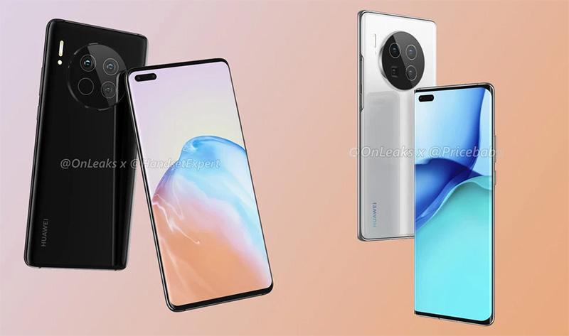 Huawei Mate 40 leak
