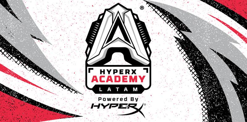HyperX Academy llega a Latinoamérica para posicionar los eSports