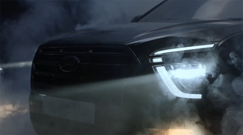 Hyundai muestra un adelanto de Creta 2021 que llegará a México