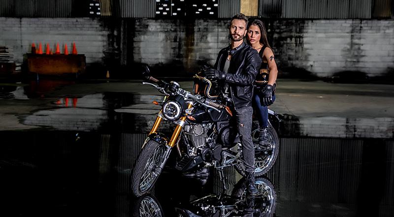 La nueva ITALIKA Cafe Racer Blackbird ya está en México