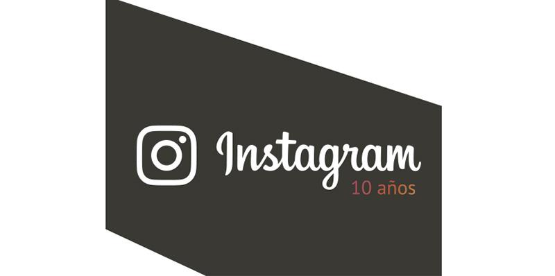 Instagram 10 aniversario