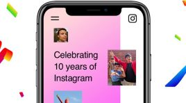 Instagram celebra 10 años y aquí un resumen de su historia