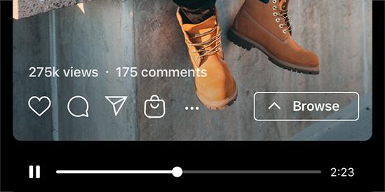 Instagram Shopping IGTV