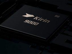 Kirin 9000 Huawei Mate 40 Pro