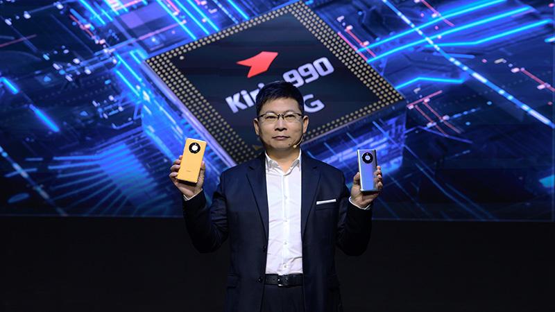 Kirin 9000 Huawei Mate 40 Pro lanzamiento