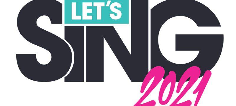 Lets Sing 2021 logo
