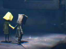 Little Nightmares II Halloween