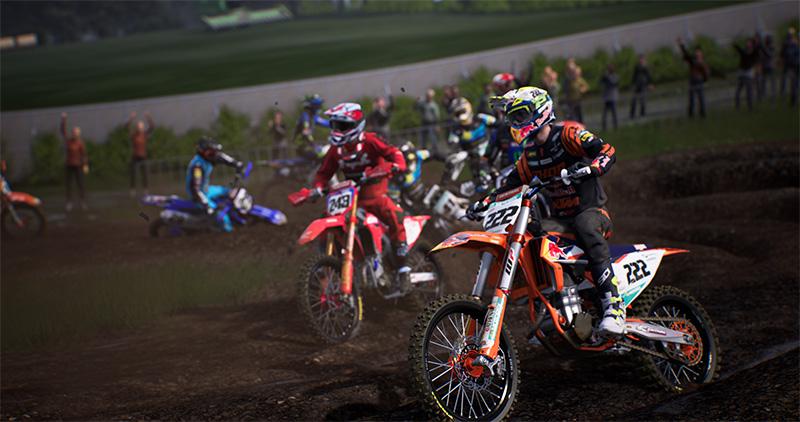 MXGP 2020 llega para que vivas la emoción del Motocross