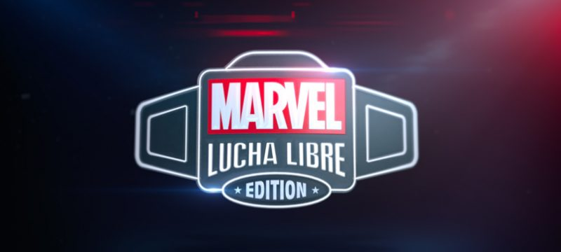 Marvel Lucha Libre Edition Mexico