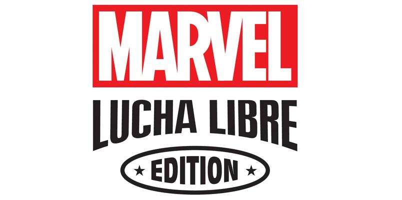 Marvel Lucha Libre Edition Mexico logo