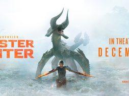 Monster Hunter trailer