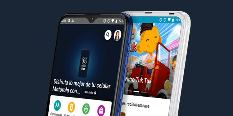 Hello You; la nueva plataforma de Motorola ya está en México