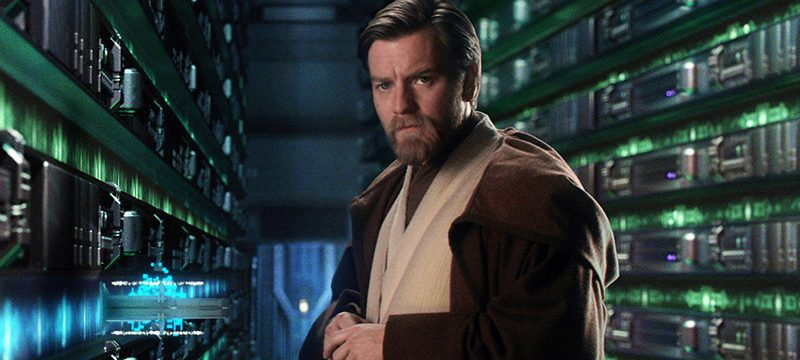Obi-Wan Kenobi McGregor serie