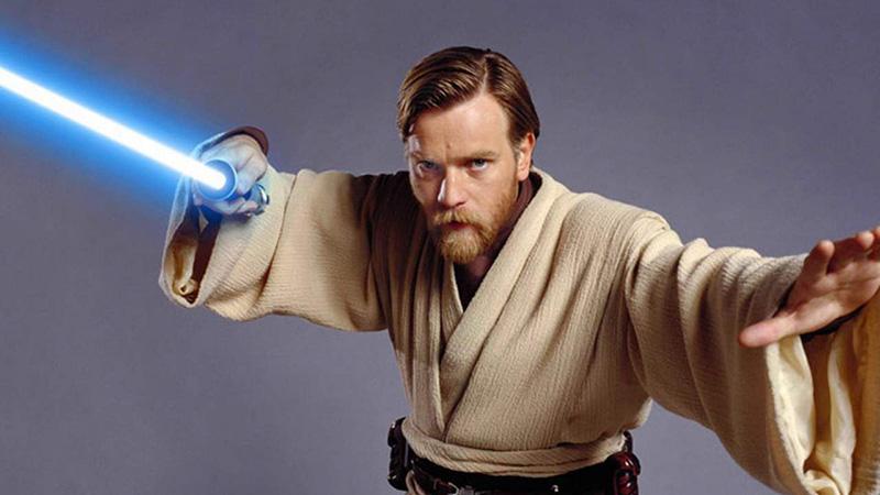 Obi-Wan Kenobi McGregor