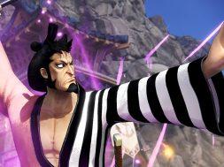 One Piece Pirate Warriors 4 Kinemon