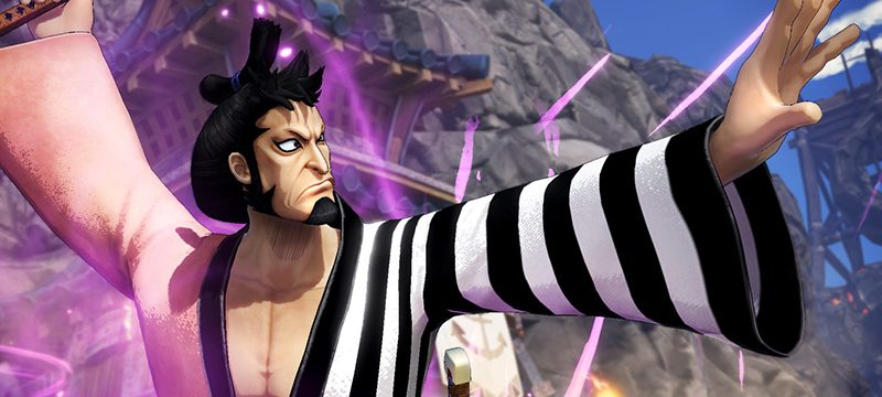 One Piece Pirate Warriors 4 Kinemon