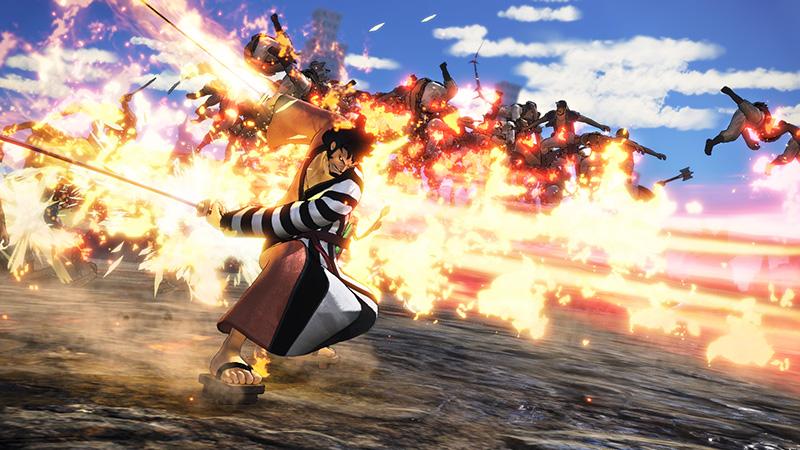 One Piece Pirate Warriors 4 Kinemon DLC