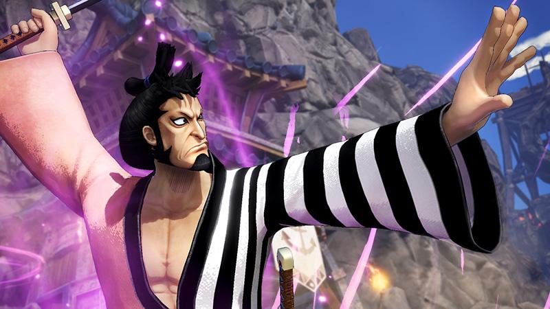 El líder de los Akazaya Nine llegará a One Piece: Pirate Warriors 4