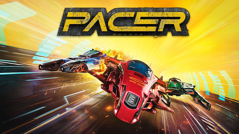 Disfruta de PACER, un nuevo juego de carreras para tu PS4