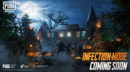 Por Halloween, regresa el Modo Infección a PUBG Mobile