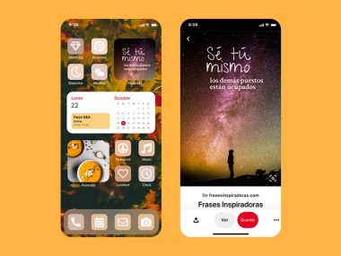 Pinterest widget iOS