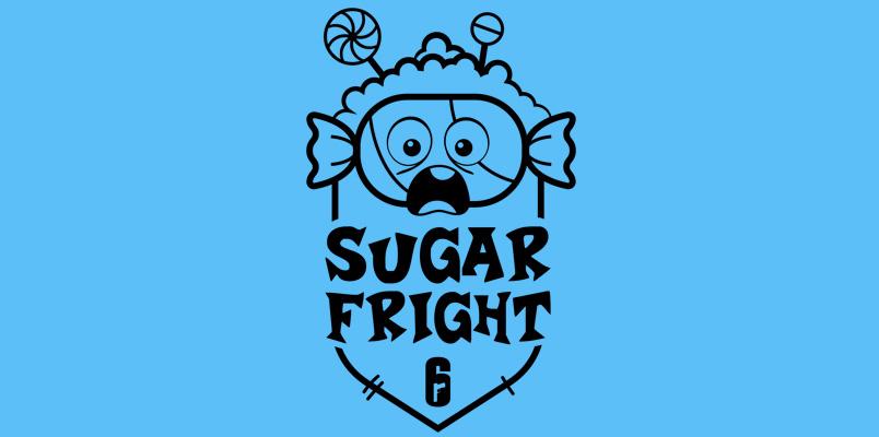 R6 Sugar Fright logo