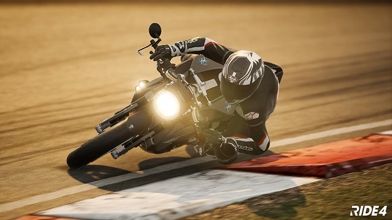 Disfruta de la adrenalina en dos ruedas con RIDE 4