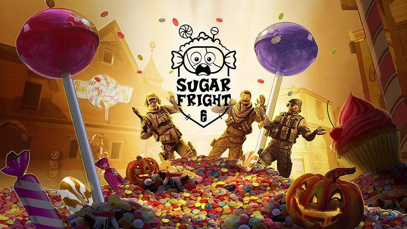 Sugar Fright el evento de Halloween en Tom Clancy's Rainbow Six Siege