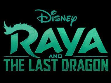 Raya y El ultimo Dragon logo