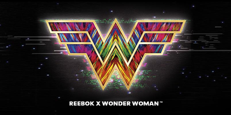 Reebok presenta su nueva colección de Wonder Woman 1984