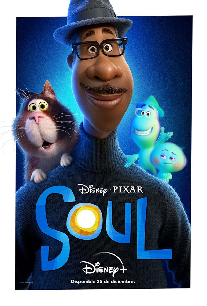Soul Disney Poster octubre 2020