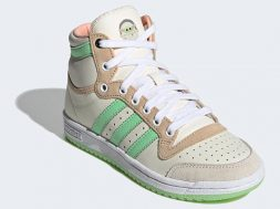 Star Wars x adidas Top Ten Hi GZ2746 The Child