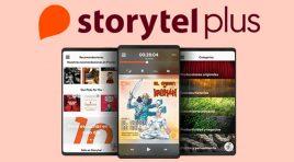 Storytel Plus te ofrece la mejor experiencia en audiolibros