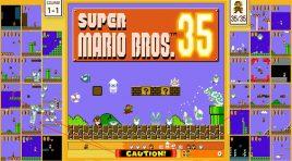 Super Mario Bros. 35, el Battle Royale gratuito de Nintendo