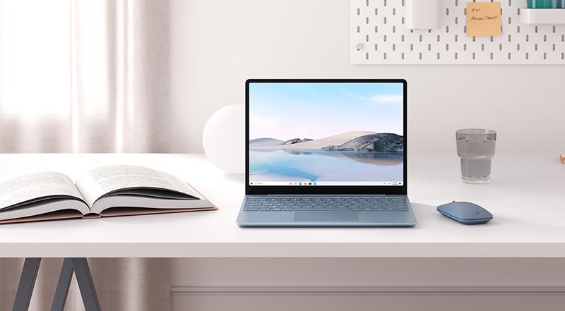Surface Laptop Go noviembre