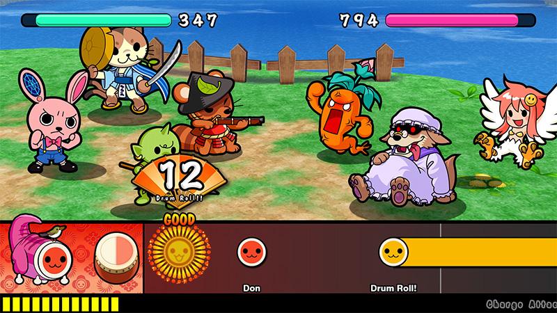 Taiko No Tatsujin: Rhythmic Adventure Pack para Nintendo Switch