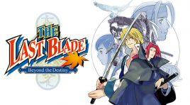 The Last Blade: Beyond the Destiny llega a Nintendo Switch