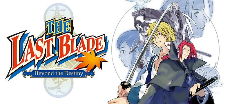 The Last Blade Beyond the Destiny