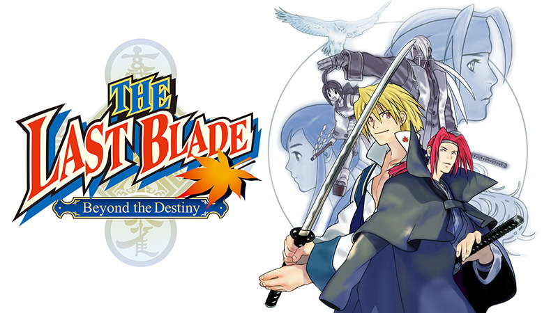 The Last Blade: Beyond the Destiny llega a Nintendo Switch