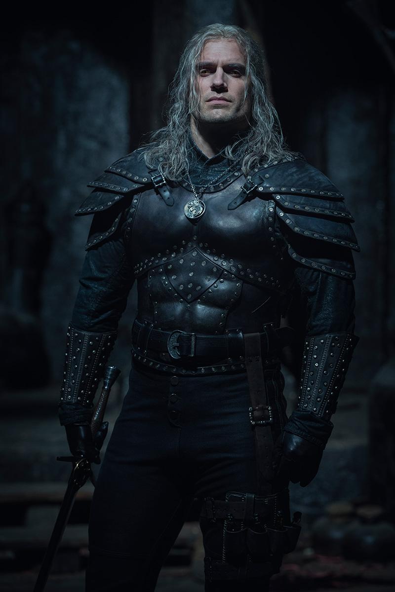 The Witcher Temporada 2 nueva armadura